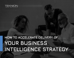 Image of a book for How to Accelerate your BI Strategy