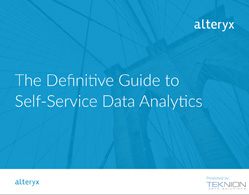 Image of a book for Self-Service Analytics Guide