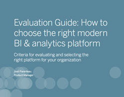 Image of a book for How to Choose the Right BI Platform