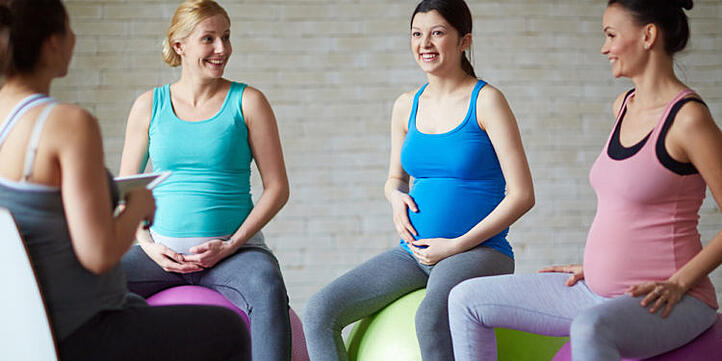 Exercise and Pregnancy: Women Taking the Lead in Their Workouts