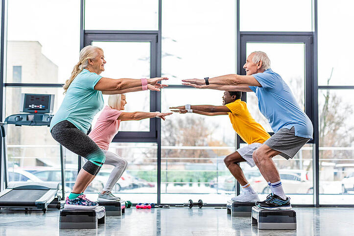 Exercise and Older Adults: Protecting the Brain From Common Problems