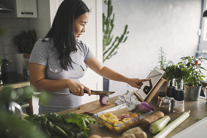 5 Nutritious Meals for Healthy Cooking at Home
