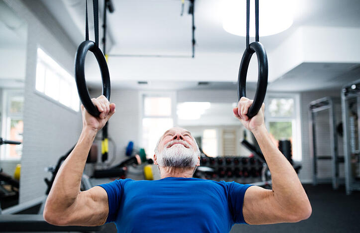 Leveraging Your Training Skills for the Senior Fitness Market