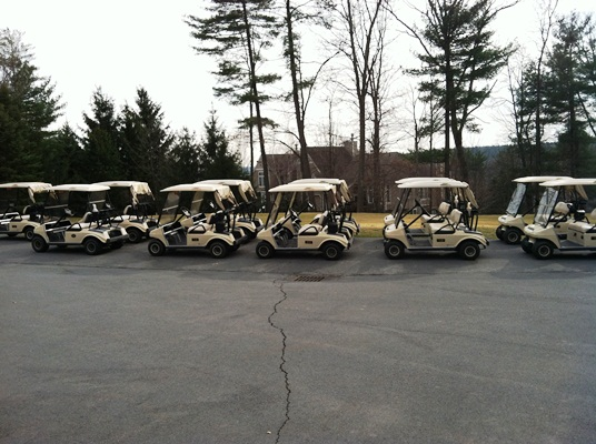 poconos golf courses