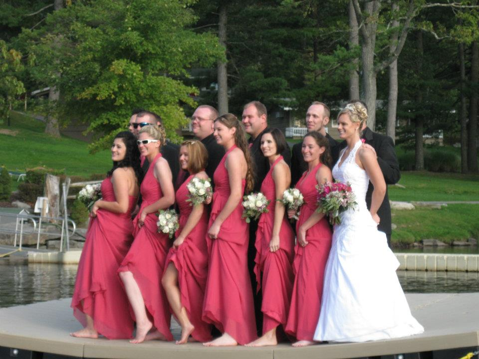 Weddings in the Poconos