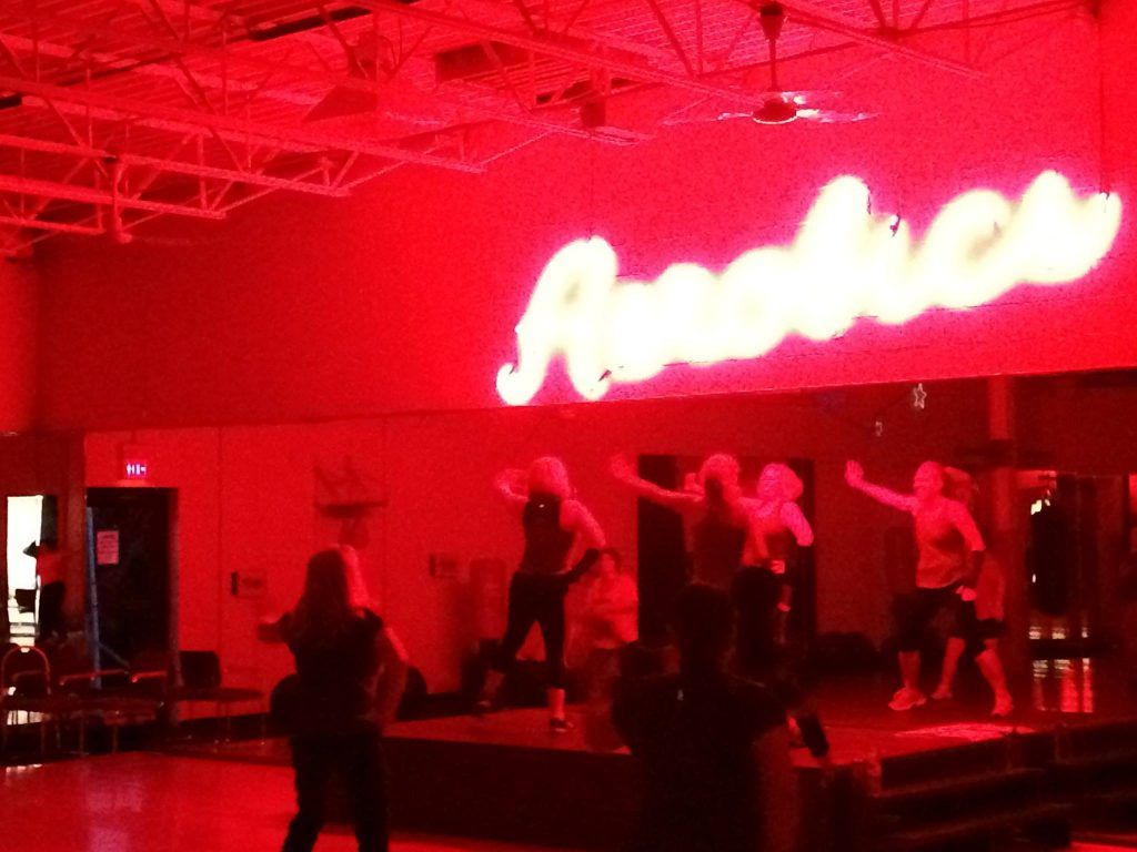 Fitness Classes Anderson Gym