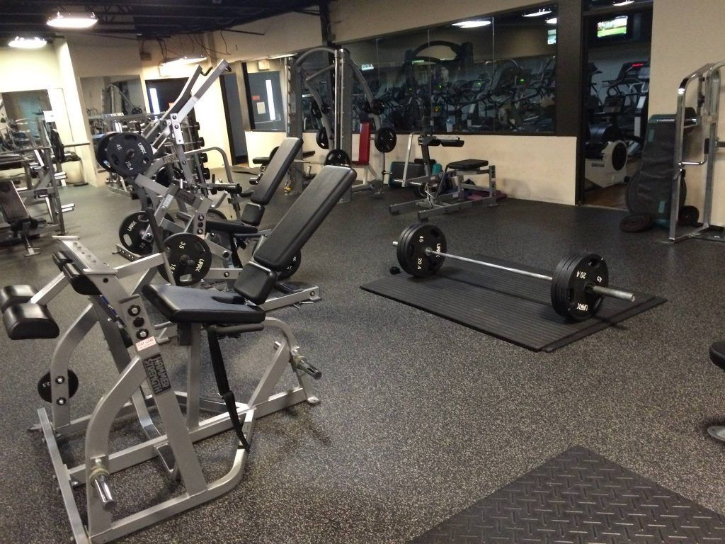 Gyms in Anderson Liveright