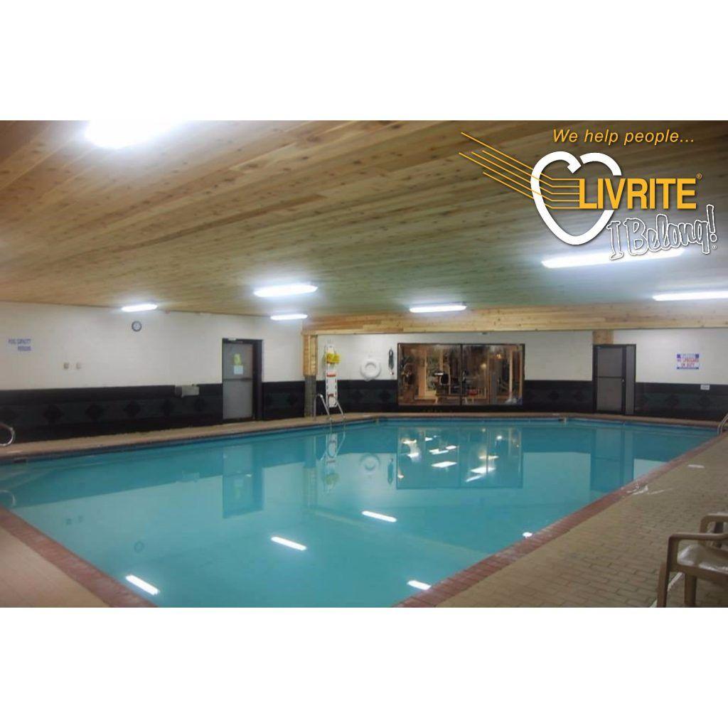 Water Aerobics Anderson Pool