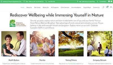 Ecowellness-website