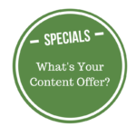 What's Your Content Offer