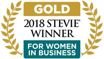 Stevie Gold Award for Work Life Balance Women in Business