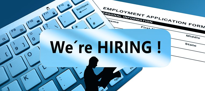 hiring copywriters, copyediters and WordPress website developers