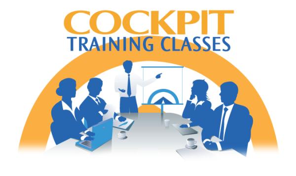 Cockpit Training Classes
