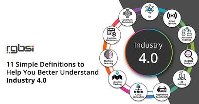 11 Definitions to Understand Industry 4.0