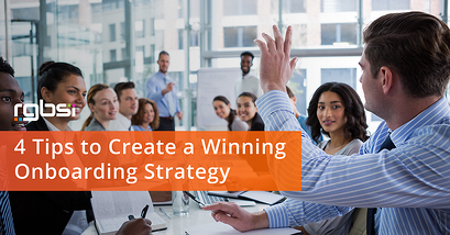 4 Tip to Create a Winning Onboarding Strategy