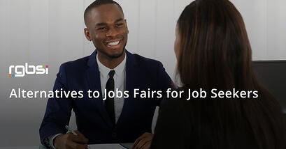 Alternatives to Job Fairs for Job Seekers