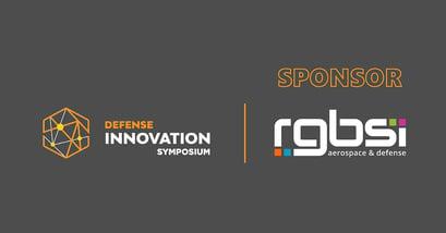 RGBSI Aerospace & Defense Sponsoring Defense Innovation Symposium