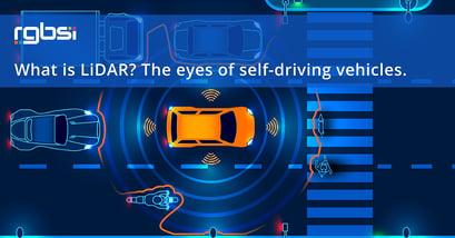 LiDAR Self-Driving Vehicles
