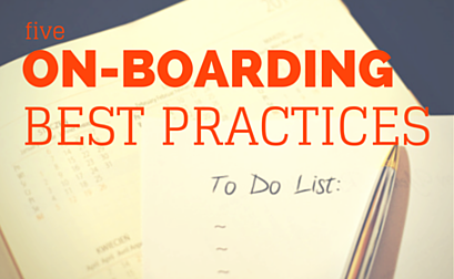 ON-BOARDING-best-practices