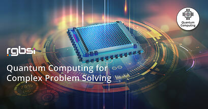 Quantum Computing for Complex Problem Solving