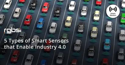 5 Types of Smart Sensors