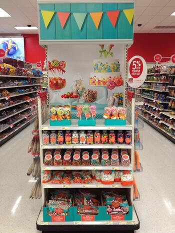 Target Candy