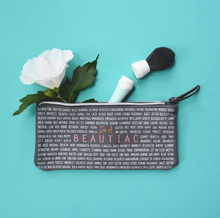 beautiac replaceable brush head antimicrobial