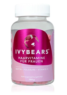 ivybears hair gummies new beauty