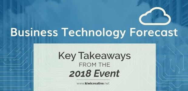 2018-03-KeyTakeawaysBusinessTechnologyForecast-HeaderHorizontal