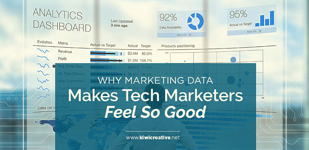2018-11-12 Why marketing data makes tech marketers feel so good