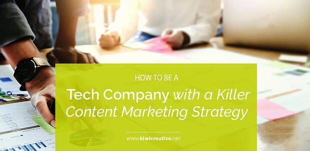 2019-HowtobeaTech CompanywithaKillerContent MarketingStrategy