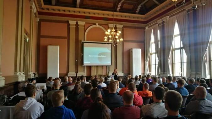 WordPressin suurin voimavara on yhteisö – WordCamp Turku 28.9.2018