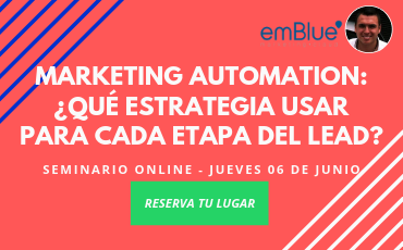 06/Junio ▷Marketing automation: ¿qué estrategia usar para cada etapa del lead?