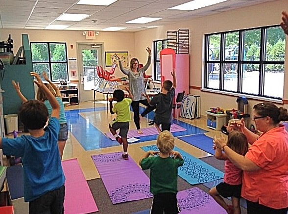 Yoga at the Treffert Academy.jpg