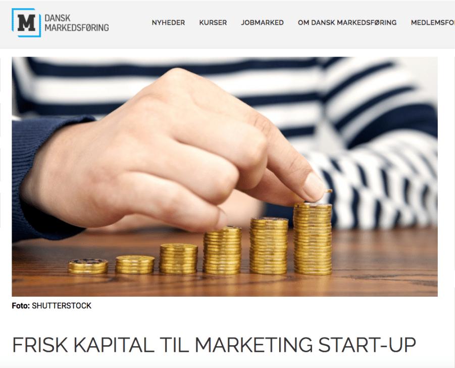 Passendo får nyt million indskud kr. vækstlån til vækst af moderne e-mail annonce platform