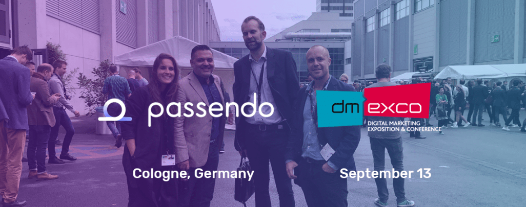 Meet us at DMEXCO