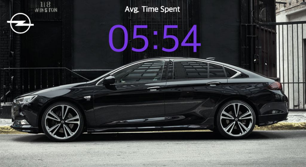 Opel Sees Nearly 6 Minutes Engagement Time on Passendo Native Format