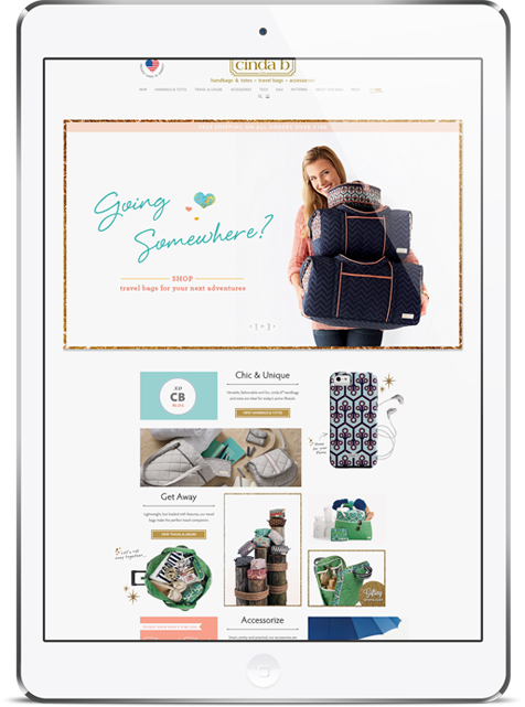 eCommerce Responsive Design Case Study