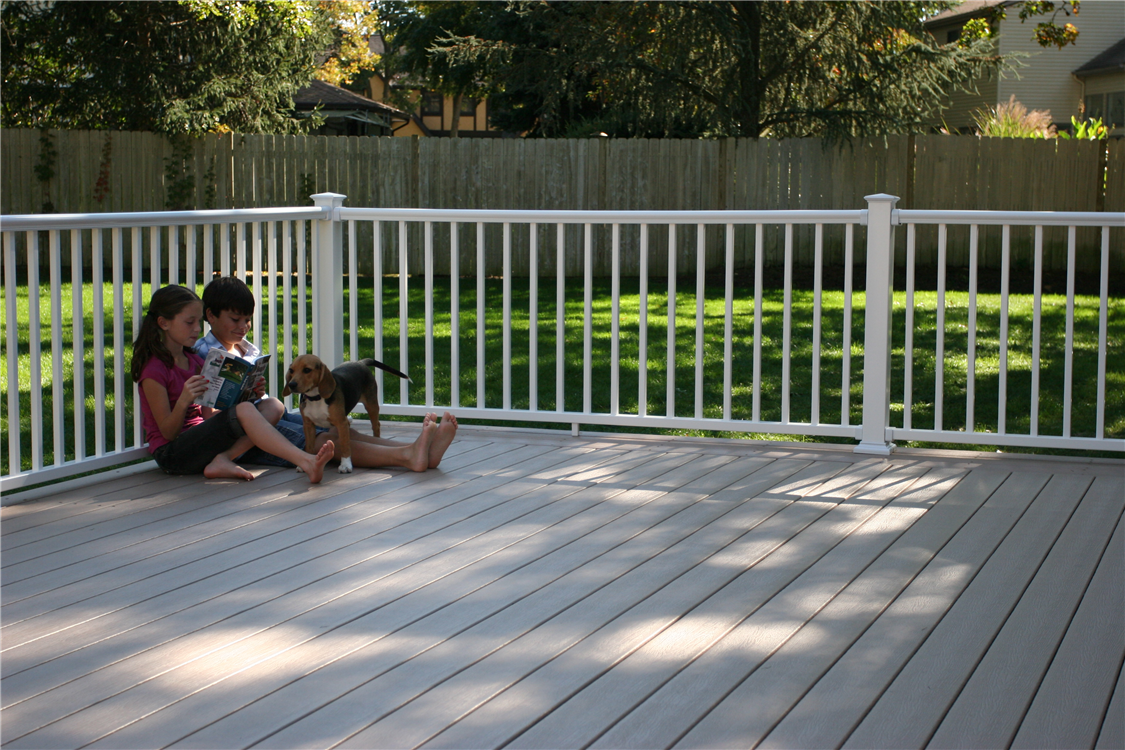 Trex Decking Touch Up Paint