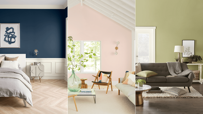All of the 2020 Colors of the Year