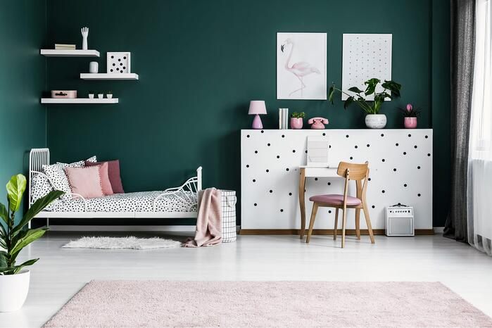 Paint Colors for Your Kid's Room That Age Well