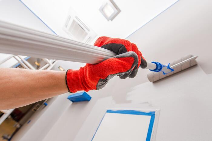 Keep Your Business Open While It's Being Painted