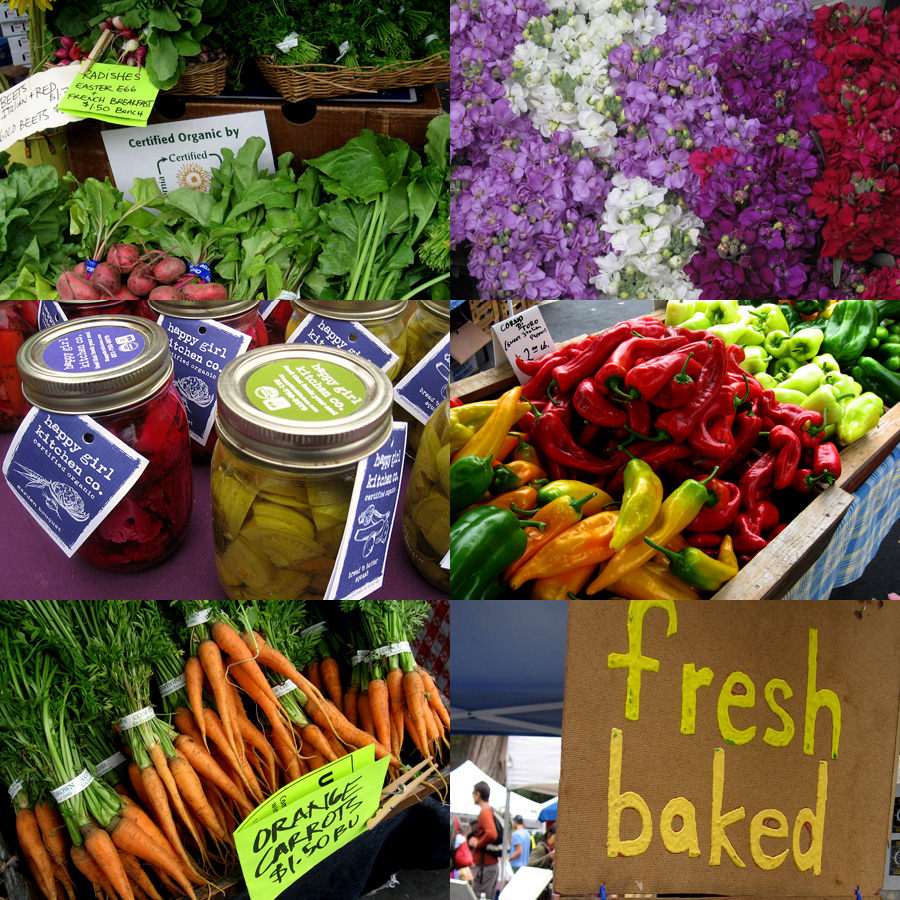 Sonoma County Markets