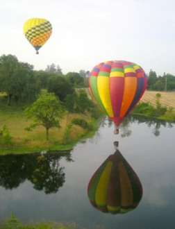 Sonoma County Hot Air Balloons