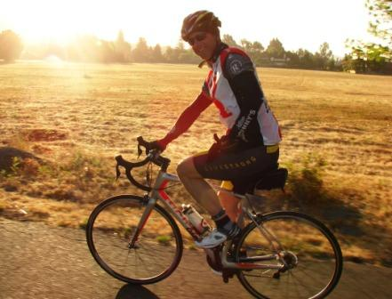 Cycling Sonoma County