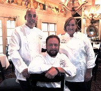 Farmhouse Restaurant team