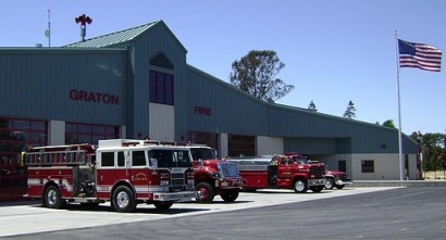 New Graton Fire Station