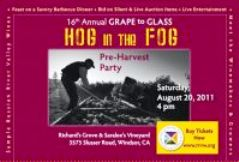 Hog in The Fog 2011