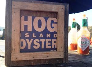 Hog Island Oyster Farms