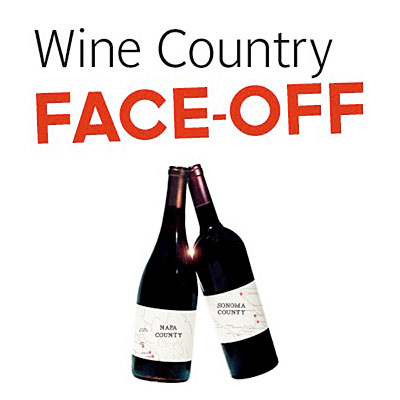 Sunset Wine Country Face-Off